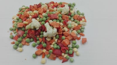 "Микс "" ПРЕЗИДEНТ  - ЕФЕБ"" - моркови, карфиол, грах, церевица, пипер - Изображение 1"